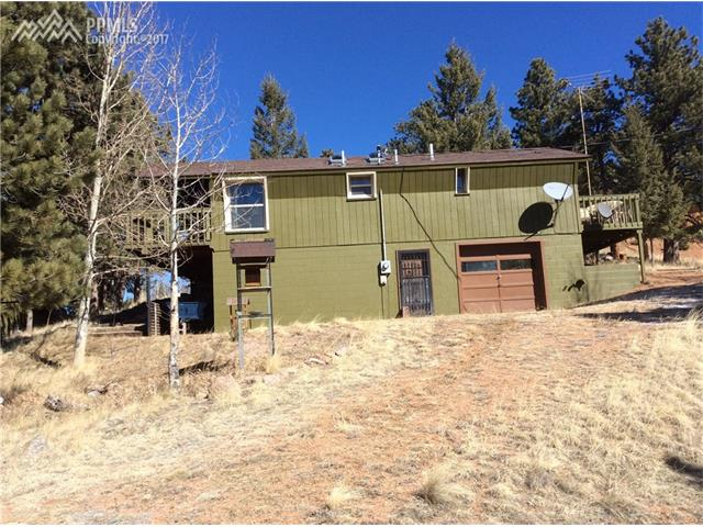 158 Cascade Circle, Florissant, CO 80816
