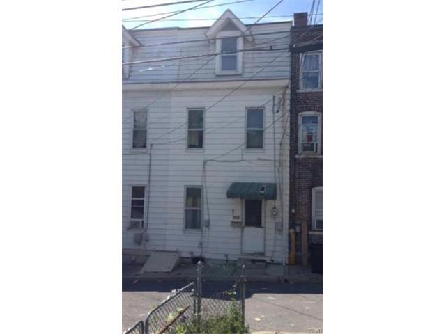 412 Spruce Street, Allentown City, PA 18102