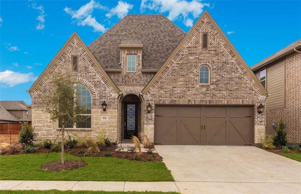 846 Underwood Lane, Celina, TX 75009