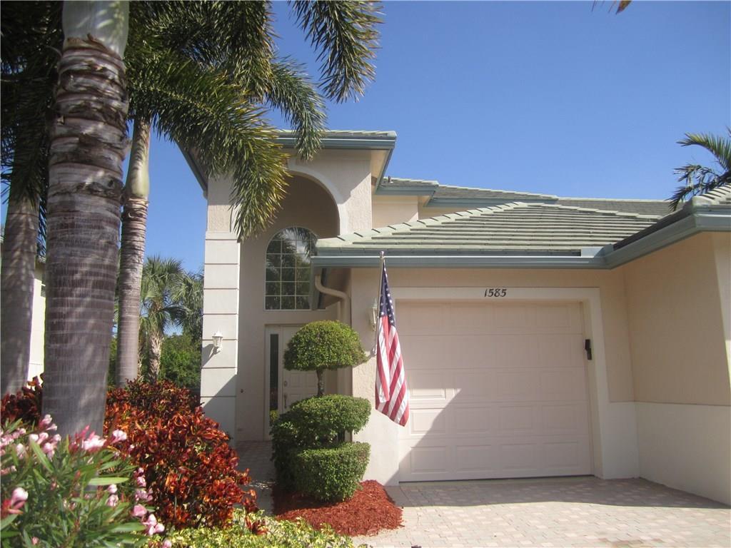1585 SE Prestwick Lane 2-C, Port Saint Lucie, FL 34952