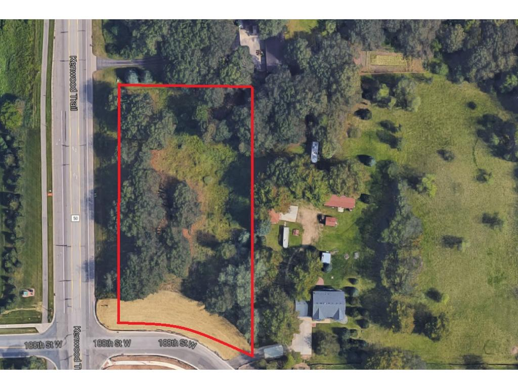 Opportunity to build the home of your dreams on this huge 1.4 acre lot conveniently located in Lakeville. Offers views of Lake Marion! Only 15 minutes to Mall of America & MSP Airport. Lot offers many mature oak trees for added privacy. Close to parks, restaurants & shopping!