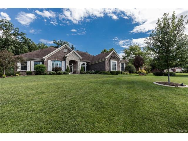 517 Forest Crest Court, Lake St Louis, MO 63367