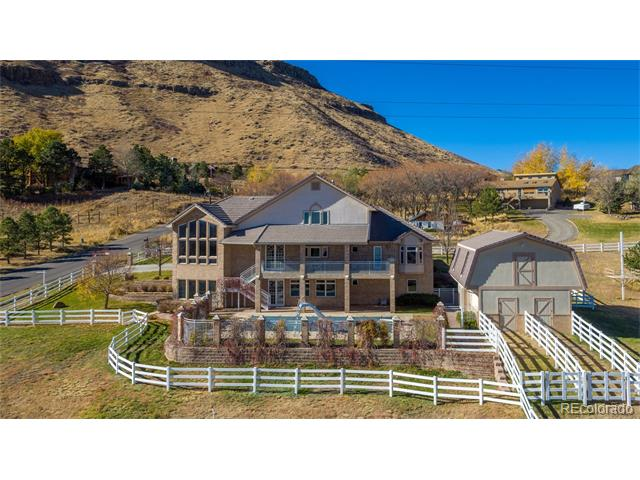 17227 W 53rd Drive, Golden, CO 80403