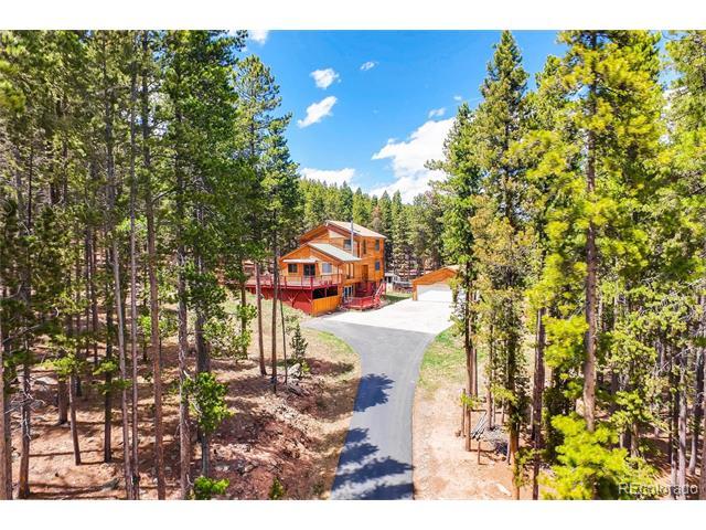 9145 Black Mountain Drive, Conifer, CO 80433