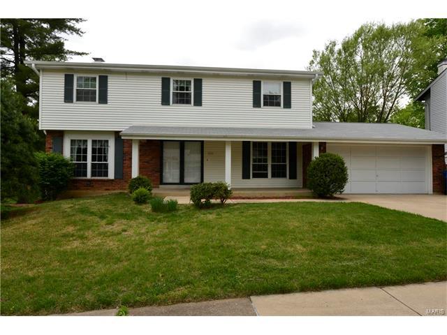 1231 Hidden Oak Drive, Chesterfield, MO 63017