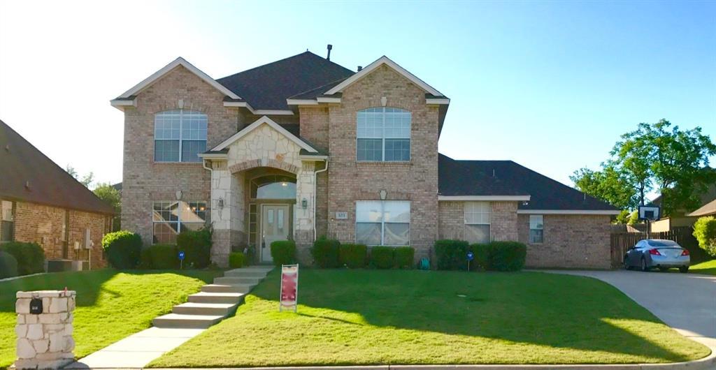 103 Daisey Lane, Justin, TX 76247