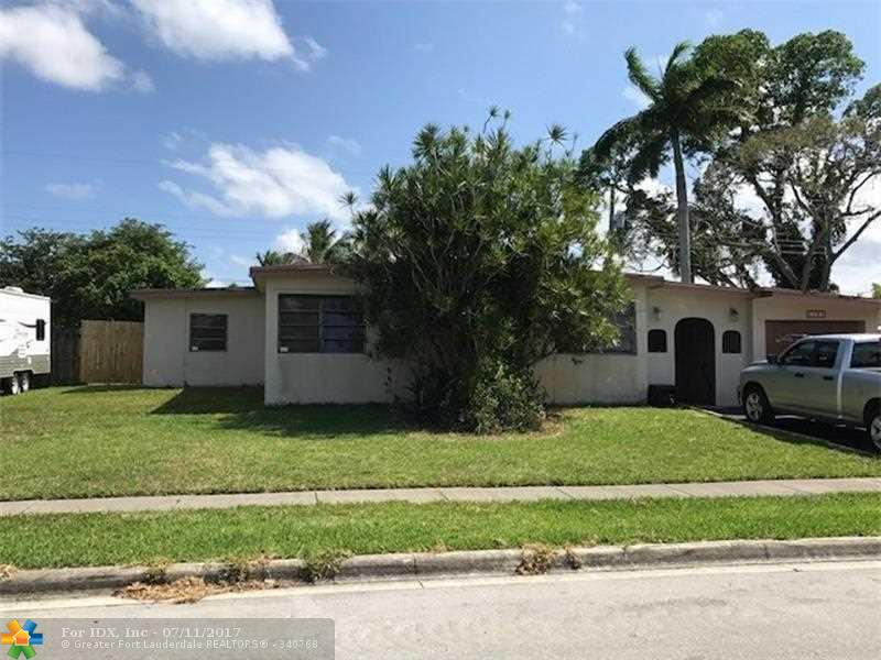5808 NW 20th Street, Margate, FL 33063
