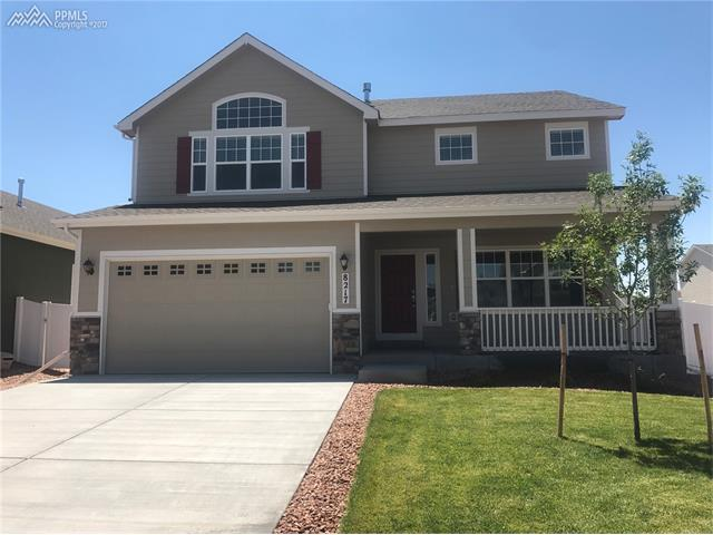 8217 Wagon Spoke Trail, Fountain, CO 80817