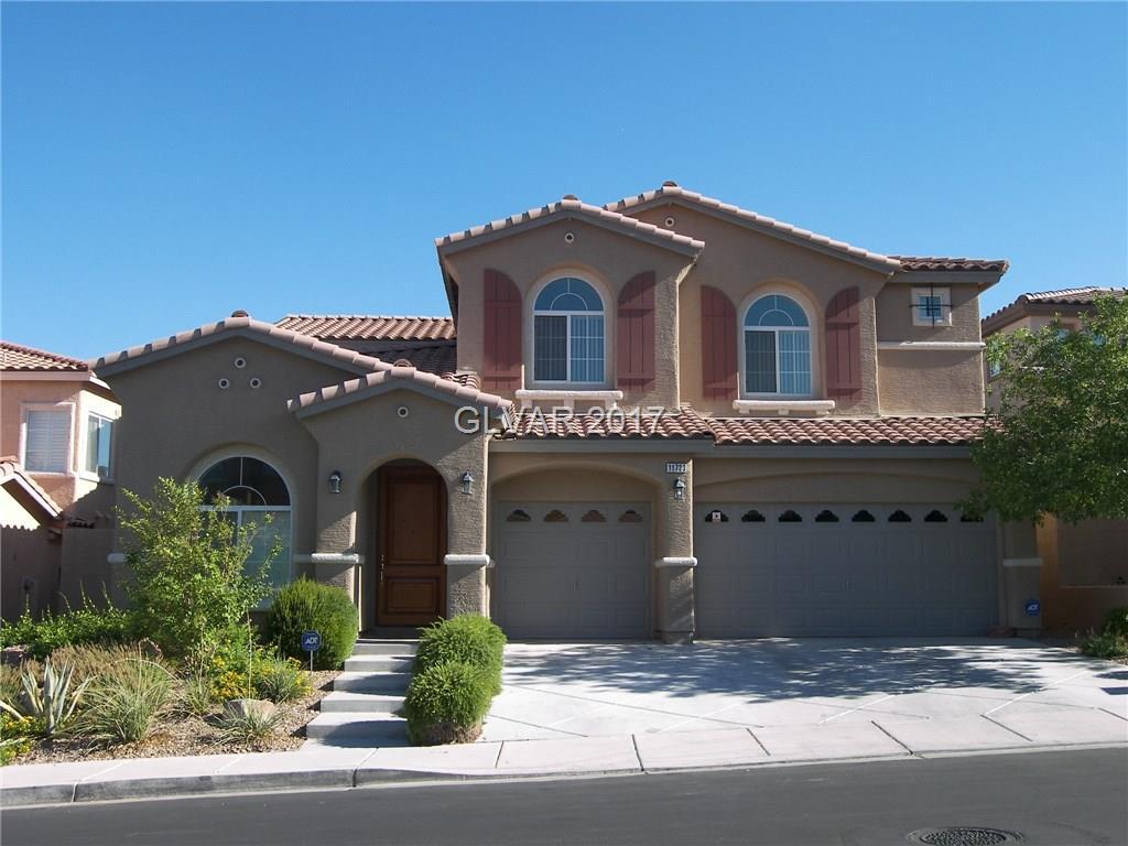 11723 PUERTO BANUS Avenue, Las Vegas, NV 89138