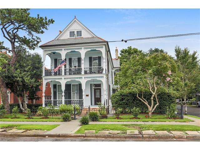 1203 MARENGO Street, New Orleans, LA 70115