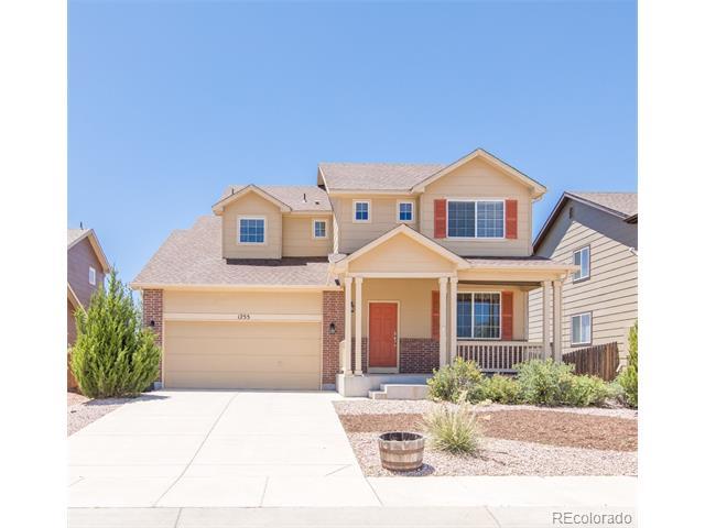 1755 Bucolo Avenue, Colorado Springs, CO 80951