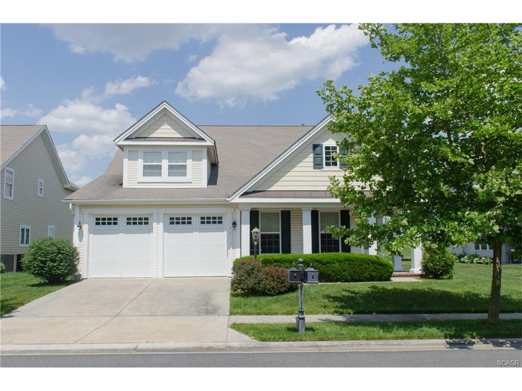 Homes For Sale Heritage Shores Bridgeville De