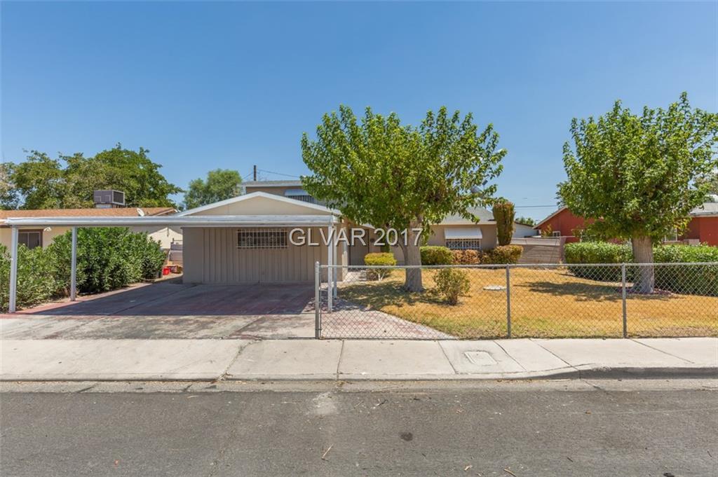 2532 PAGE Street, North Las Vegas, NV 89030
