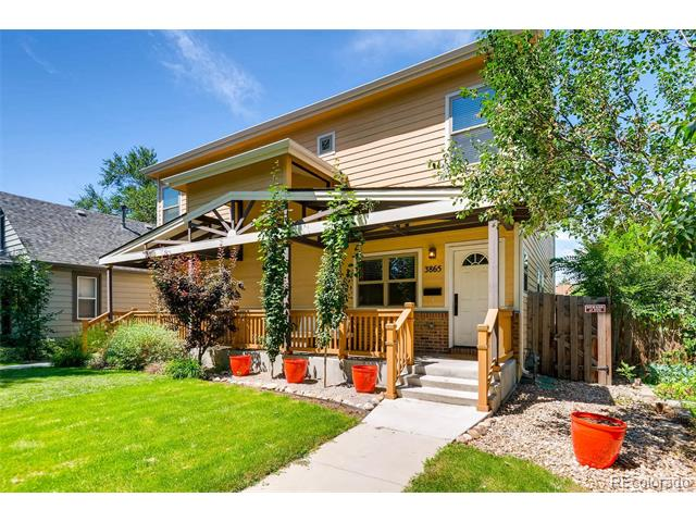 3865 Zenobia Street, Denver, CO 80212