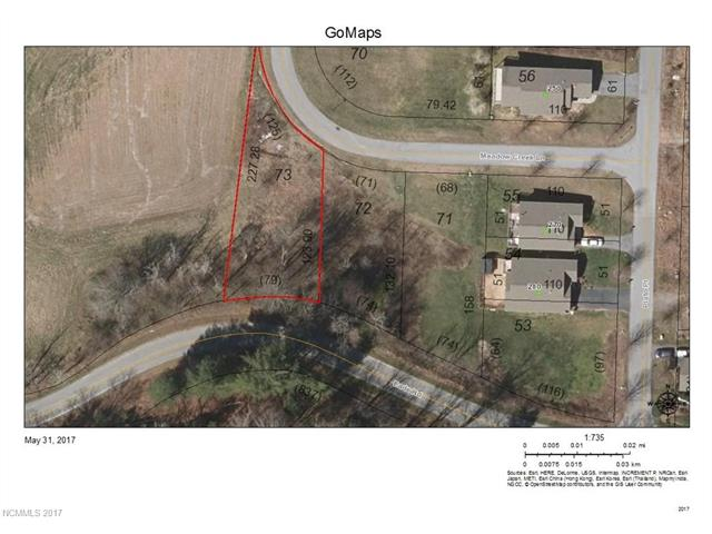AFFORDABLE AND WELL LOCATED IN AREA OF NEW CONSTRUCTION & ESTABLISHED NEIGHBORHOOD. CITY WATER & ETOWAH SEWER (BUYER TO PURCHASE TAPS) & PAVED ROAD. READY TO BUILD! IDEALLY LOCATED BETWEEN BREVARD & HENDERSONVILLE!