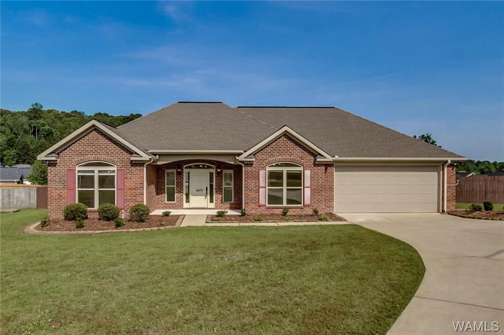 6479 Stratford LANE, Northport, AL 35473