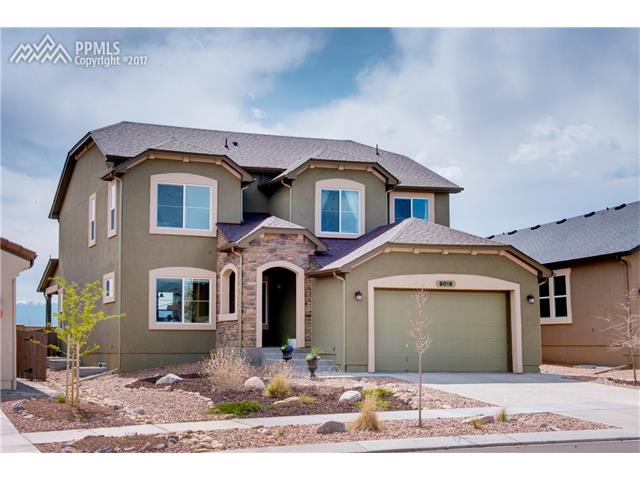 9019 Rollins Pass Court, Colorado Springs, CO 80924