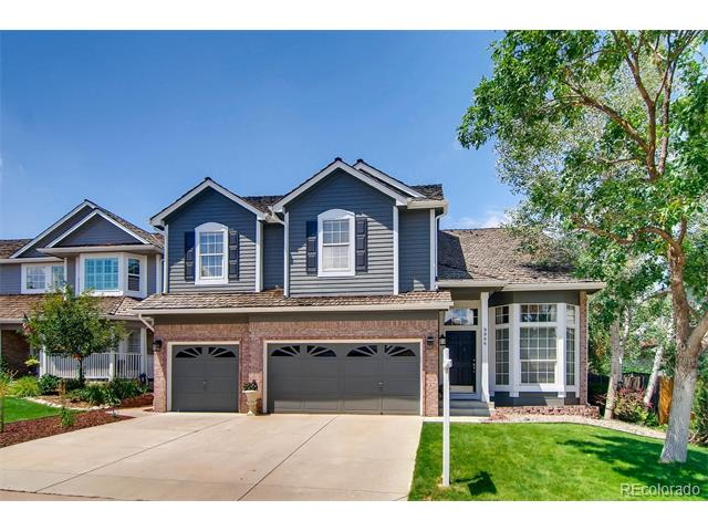 9866 Cypress Point Circle, Lone Tree, CO 80124