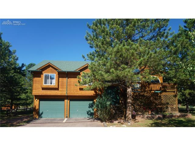 2133 Valley View Drive, Woodland Park, CO 80863