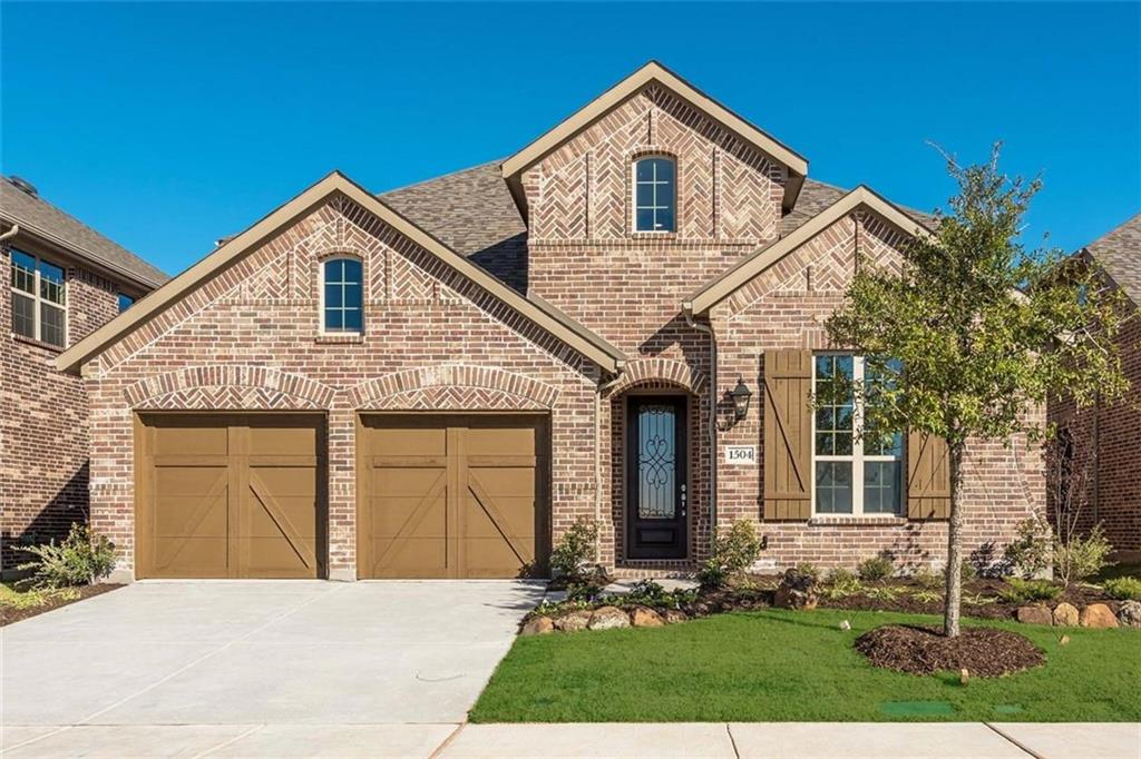 1504 Cherry Blossom Lane, Prosper, TX 75078