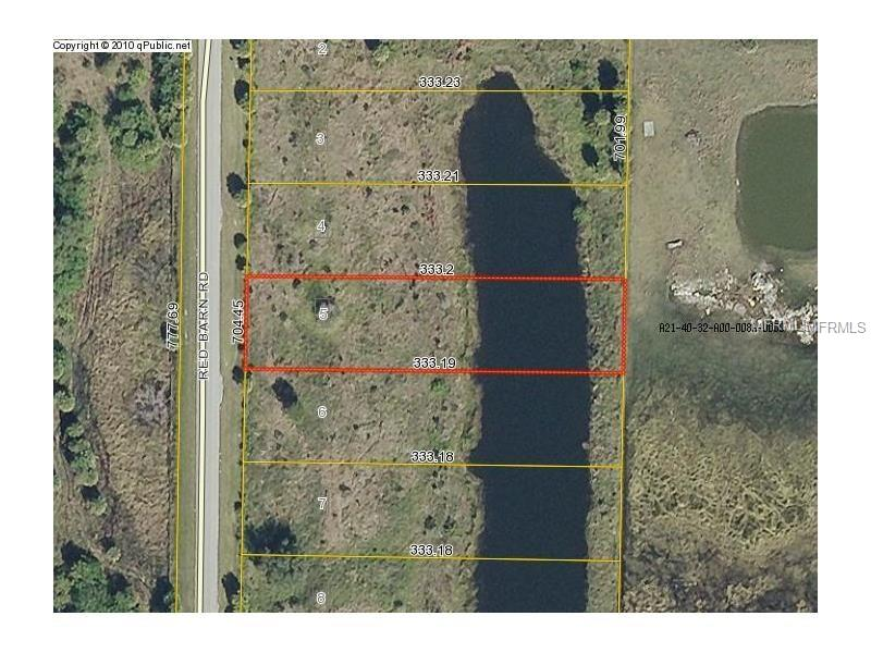 1390 RED BARN ROAD, MOORE HAVEN, FL 33471
