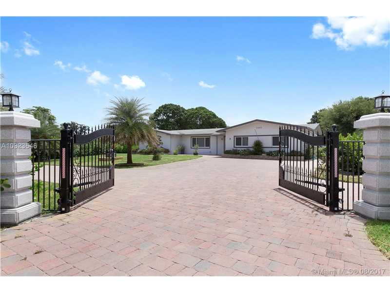 5300 SW 163rd Ave, Southwest Ranches, FL 33331