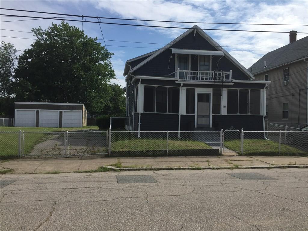 183 Webster ST, Pawtucket, RI 02860