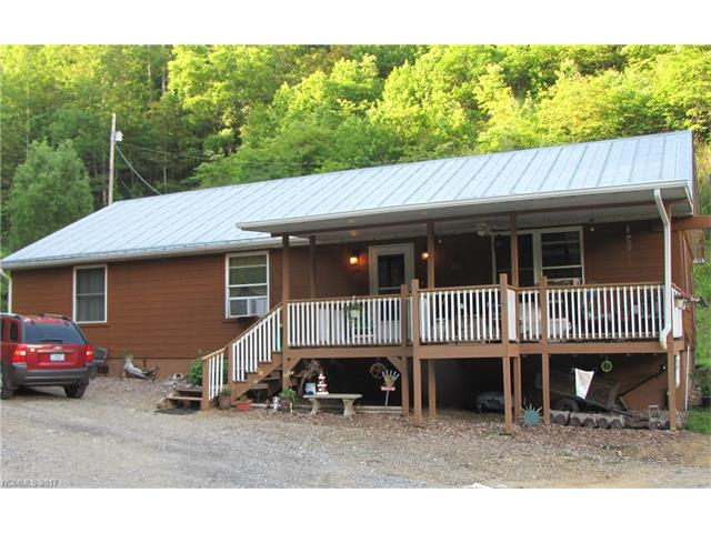 1208 Cargile Branch Road, Marshall, NC 28753