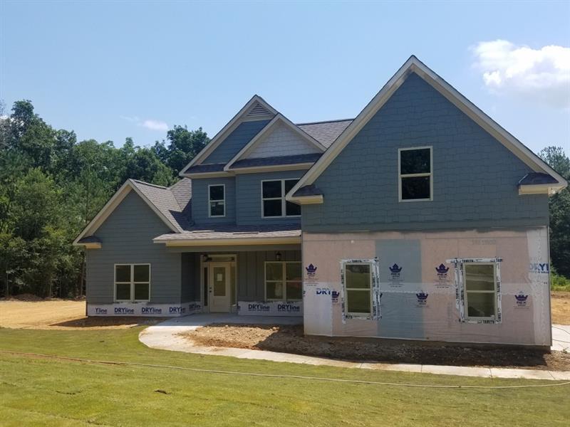 86 Cherokee Estates Drive, Cedartown, GA 30125