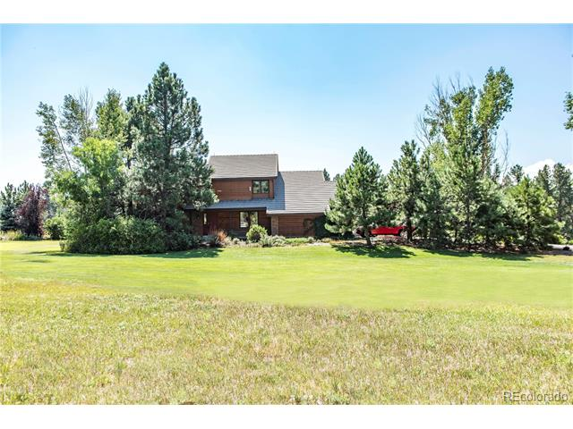 9716 Deerfield Road, Franktown, CO 80116