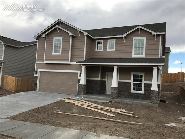 6948 New Meadow Drive, Colorado Springs, CO 80923