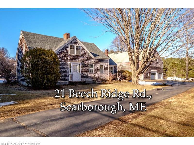 21 Beech Ridge RD , Scarborough, ME 04074