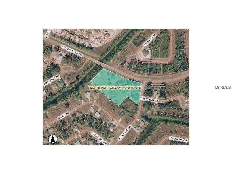 WOODHAVEN DRIVE, NORTH PORT, FL 34288