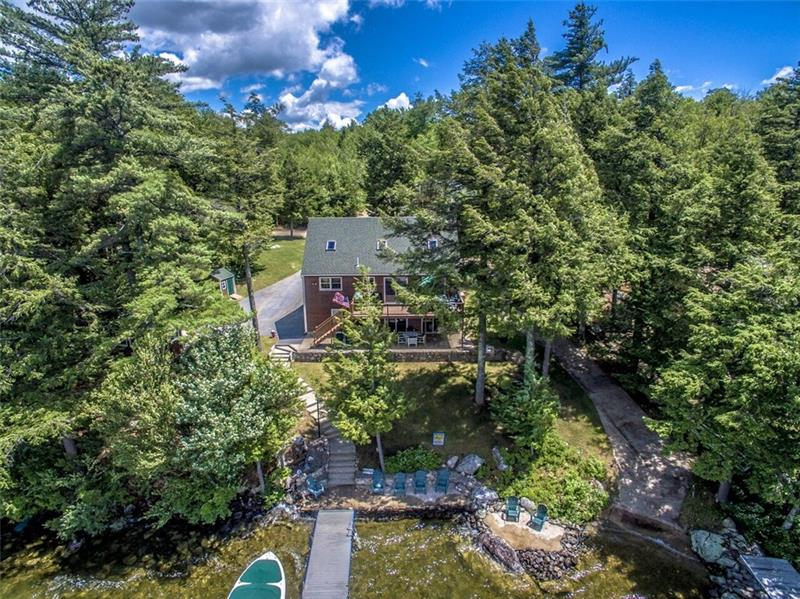 322 Langley DR , Acton, ME 04001