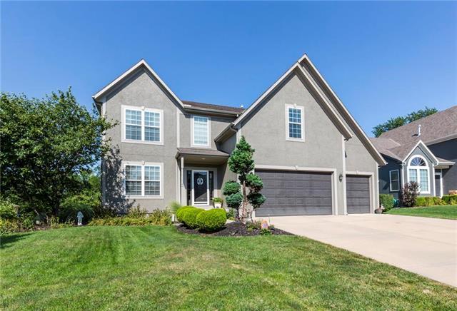 7001 Round Prairie Street, Shawnee, KS 66226