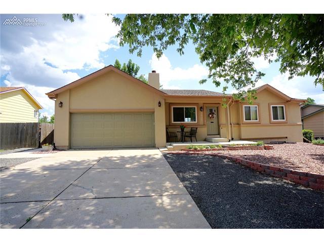 3925 Glenhurst Street, Colorado Springs, CO 80906