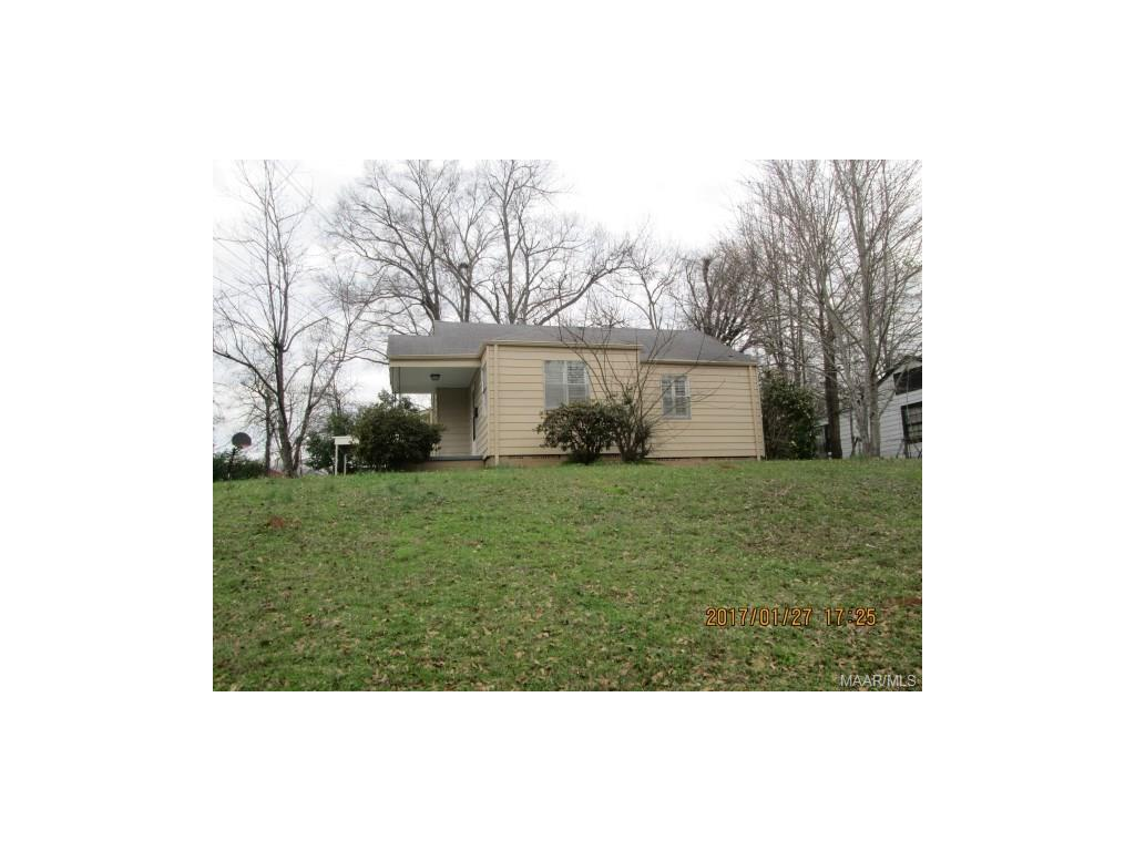 501 Glenmore Road, Montgomery, AL 36107