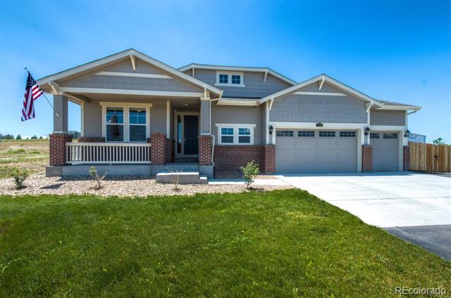 2510 Elkhorn Ranch Street, Parker, CO 80138
