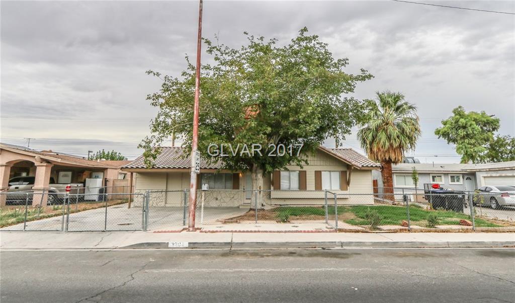 3208 CRAWFORD Street, North Las Vegas, NV 89030