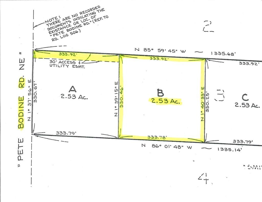 Bodine Rd, Hansville, WA 98340