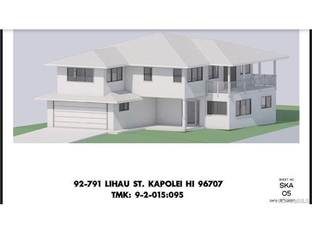 92-791 Lihau Street, Kapolei, HI 96707
