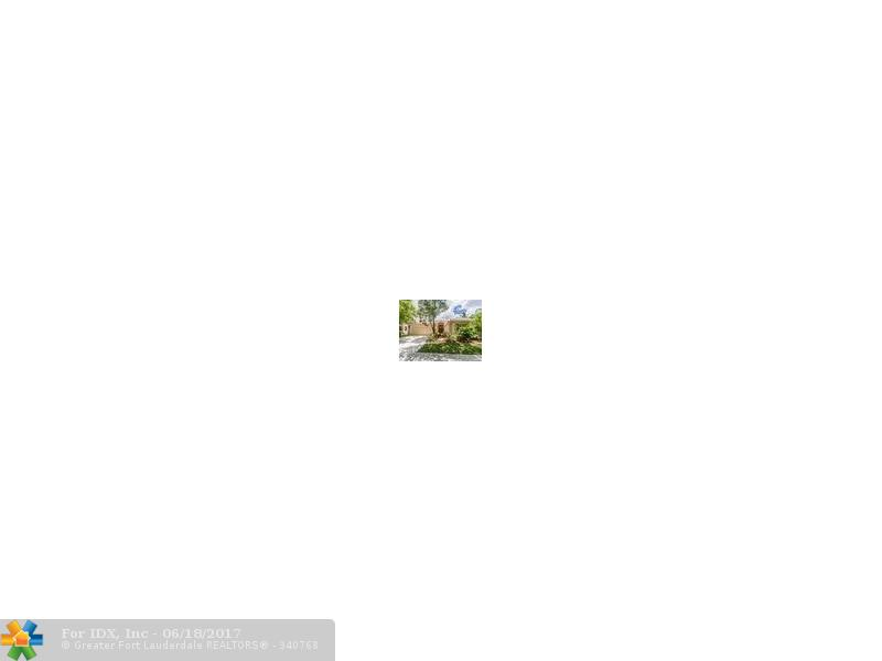 4454 fox ridge drive, Weston, FL 33331