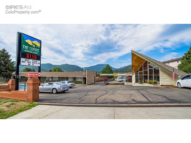 1340 Big Thompson Ave, Estes Park, CO 80517