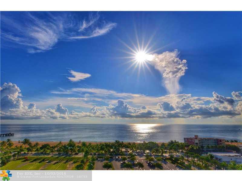 1 N ocean blvd 1005, Pompano Beach, FL 33062