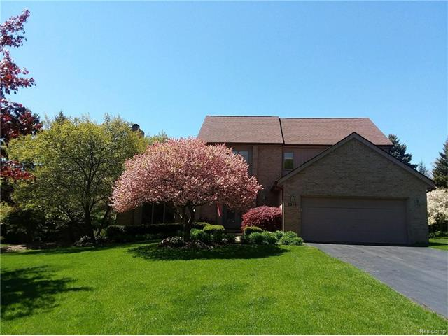 2314 HIDDEN LAKE, West Bloomfield Twp, MI 48324