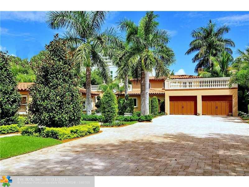 701 N Rio Vista Blvd, Fort Lauderdale, FL 33301