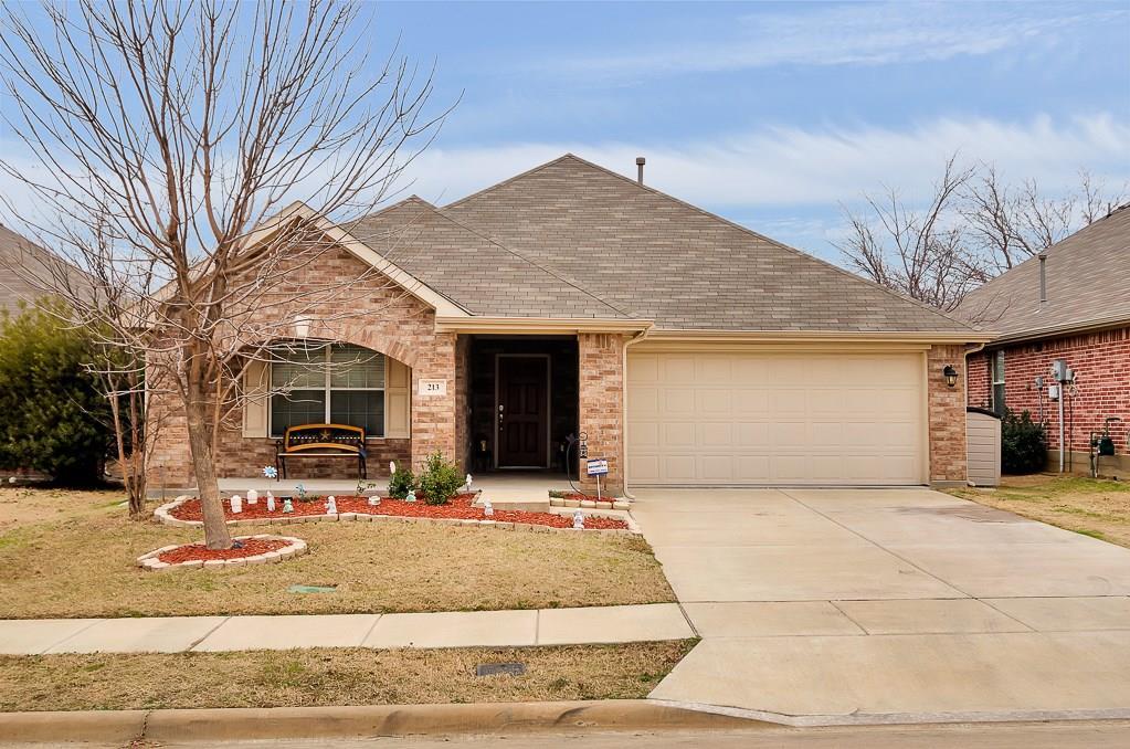 213 Bird Creek Drive, Little Elm, TX 75068