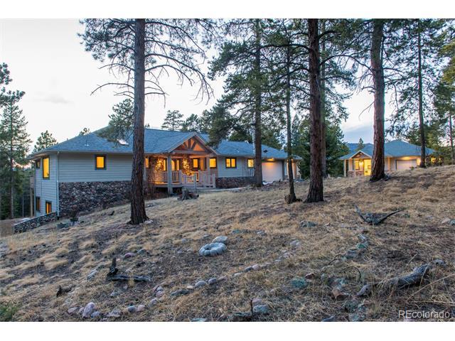 12165 Conifer Ridge Drive, Conifer, CO 80433