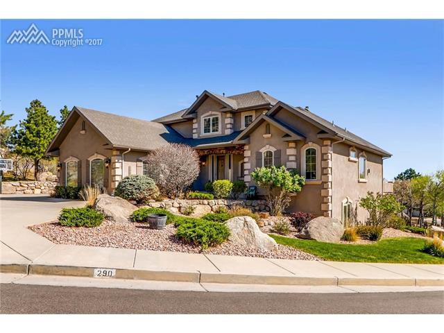 290 Paisley Drive, Colorado Springs, CO 80906