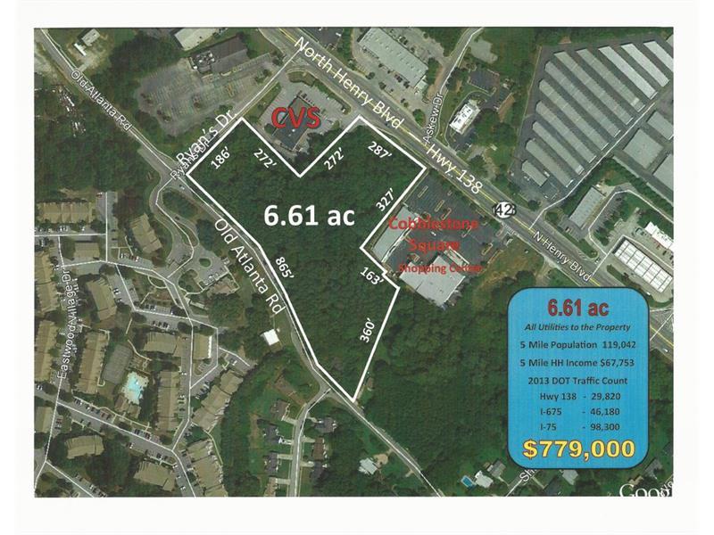 5393 Henry Boulevard, Stockbridge, GA 30281